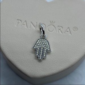 Symbol of Protection Charm